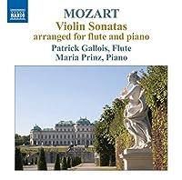 Violin Sonatas Arr. for Flute & Piano