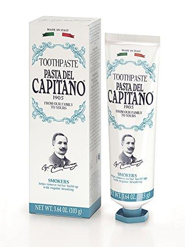 Pasta del Capitano 1905 Rooktandcrème, 75 ml