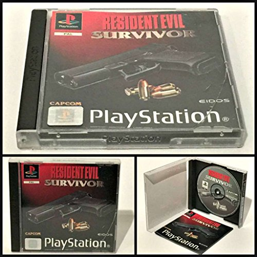 Playstation 1 - Resident Evil - Survivor