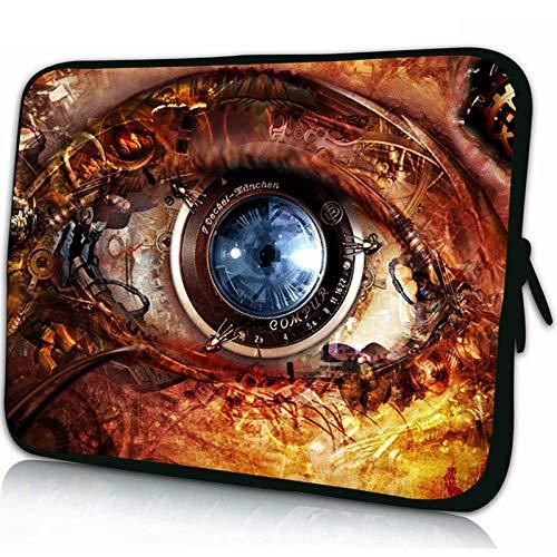 Yinghao Notebook-Tasche 15 6 15 13 12 14 10 10 1 9 7 Zoll Tablet PC-Tasche für HP Acer 17 17 3 13 3 11 6 Chromebook-Hülle für Laptops@Dinosaurier_13 Zoll