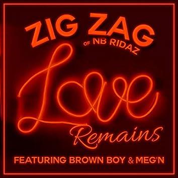 Love Remains (feat. Brown Boy & Meg'n)