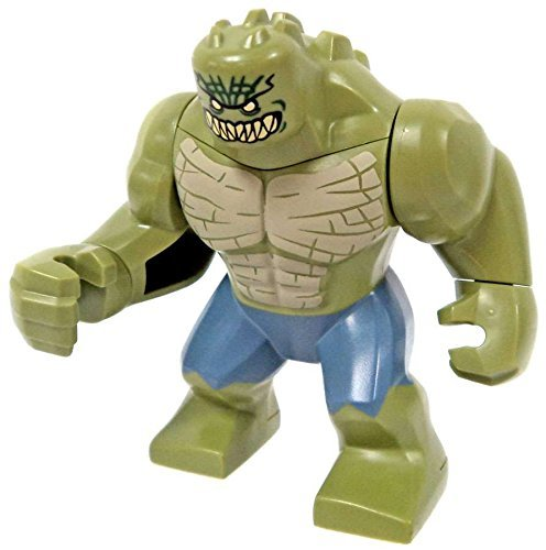 LEGO DC Super Heroes Killer Croc Minifigure 76055 Mini Maxi Fig by LEGO