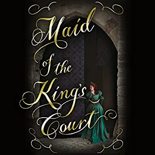 Maid of the King's Court cover art