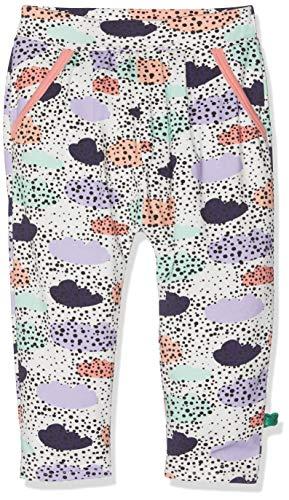Fred'S World By Green Cotton Cloud Pants Pantalon, Violet (Lavender 015381701), 92 Bébé Fille