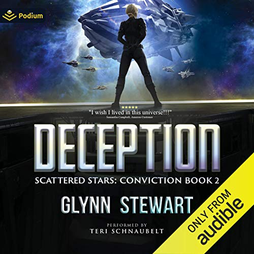 Deception: Scattered Stars: Conviction, Book 2
