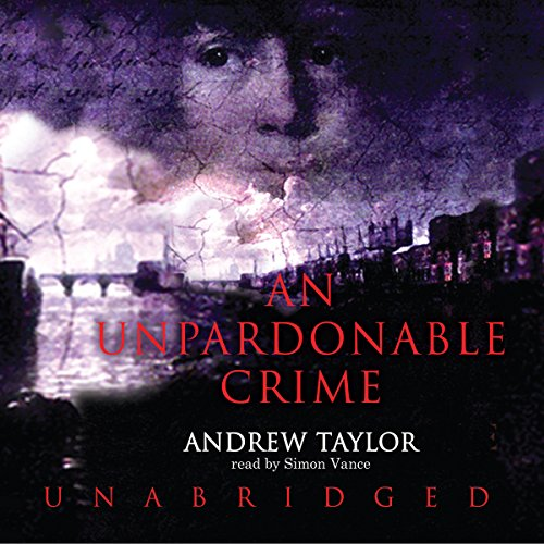 An Unpardonable Crime audiobook cover art