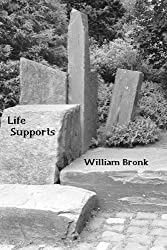 "Cover of William Bronk's ""Life Supports."""