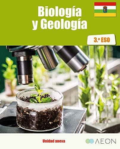 Biología y Geología 3 ESO Libro del alumno. La Rioja