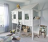 Cama Christopher, diseño de caseta de árbol