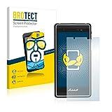 BROTECT Schutzfolie kompatibel mit Marshall London (2 Stück) klare Bildschirmschutz-Folie