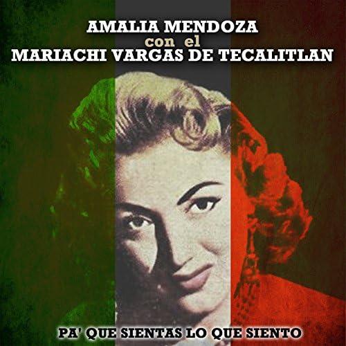 Amalia Mendoza & Mariachi Vargas de Tecalitlan