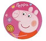 Jemini Fun House 712295 - Peppa Pig - Coussin Rond