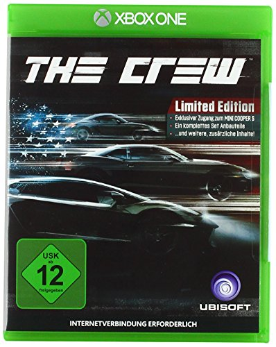 The Crew - Limited Edition (exklusiv bei Amazon) - [Xbox One]