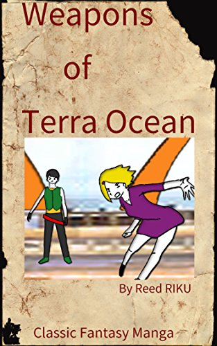 Weapons of Terra Ocean Vol 22: The fallen of Giant Octopus (Weapons of Terra Ocean Manga Comic Edition Book 4) (English Edition)