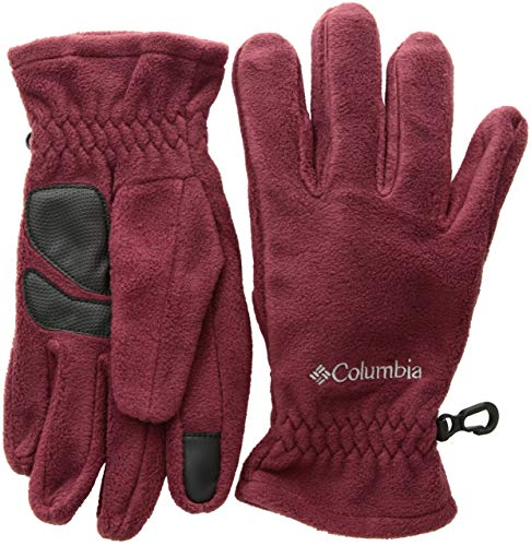 Columbia Women's Gloves Thermarator Gloves, Rich Wine, Large