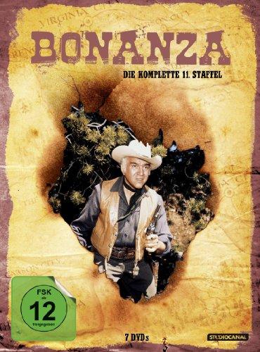 Bonanza - Die komplette 11. Staffel [7 DVDs]