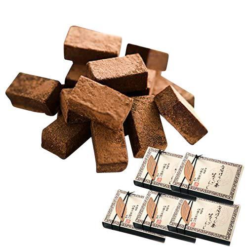 伊藤久右衛門 母の日 宇治ほうじ茶生チョコレート 16粒箱入り×5セット まとめ買い