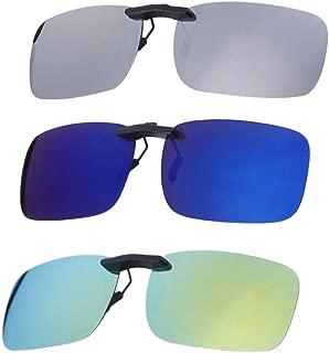 Amazon.es: clip para gafas para sol
