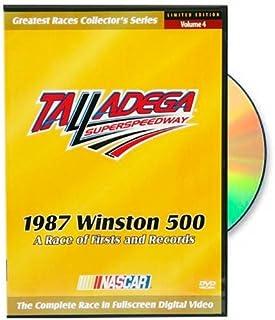 1987 Winston 500 NASCAR DVD