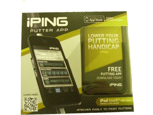 ピンゴルフジャパン ピンiPING専用 クレードル iPOD Touch 専用