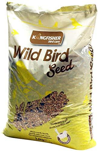 King Fisher Sac de graines pour Oiseaux Sauvages,