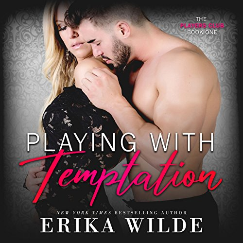 Playing with Temptation audiobook cover art