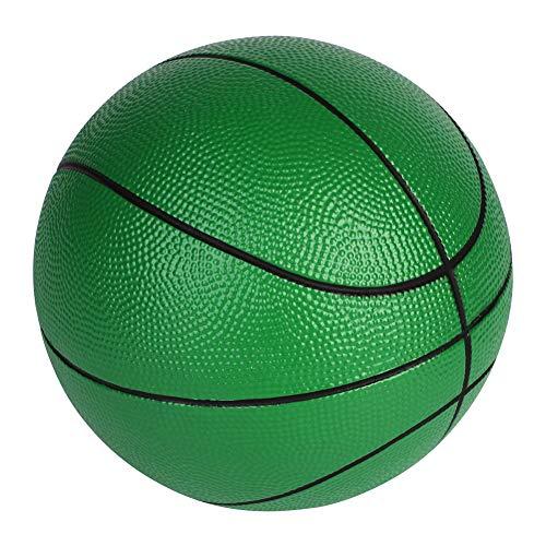 BORPEIN Bola suave básica de 7 pulgadas, no necesita bomba, básica, básica, básica, ideal para jugar y hacer ejercicio suave y seguro (verde)