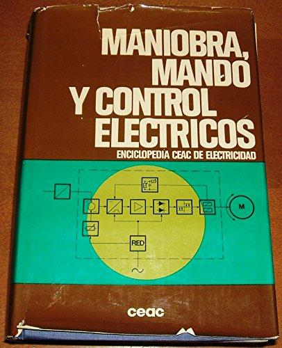 Maniobra, mando y control eléctricos