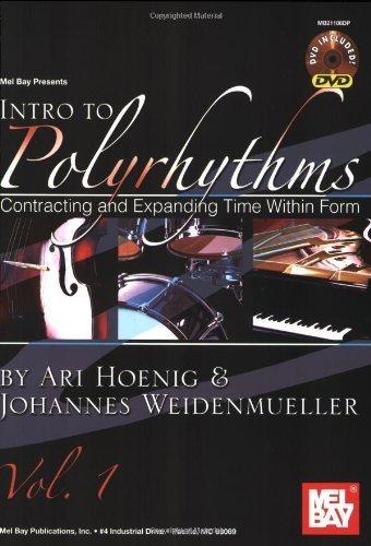 Mel Bay presents Intro To Polyrhythm by Ari Hoenig & Johannes Weidenmueller (2009-05-28)