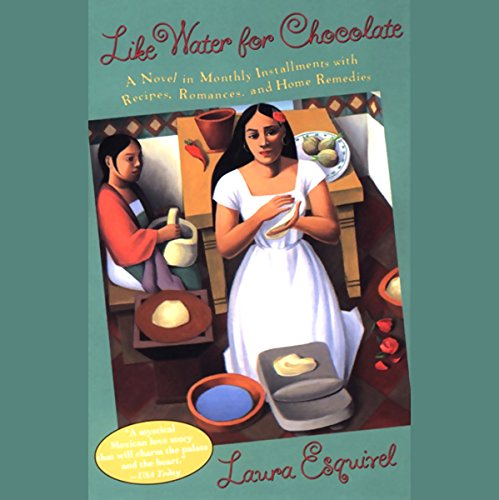 Like Water for Chocolate audiobook cover art