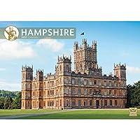 Hampshire A4 Calendar 2021