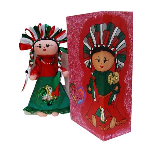 Muñeca María Patria, edición especial, Corazón María.