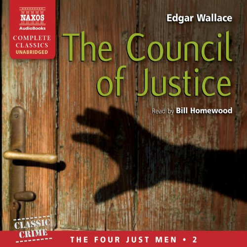The Council of Justice cover art