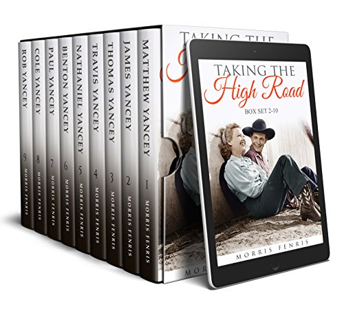 Taking the High Road Box Set 2-10: Christmas Holiday Western Romance 2019