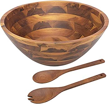 Best wooden bowls for salad Reviews