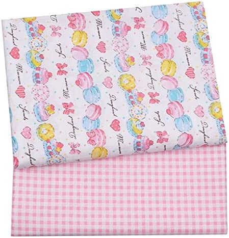 555TEAM 2PCS Floral Butterfly 100% Fabric Max 42% OFF Ranking TOP15 Printed ForChil Cotton