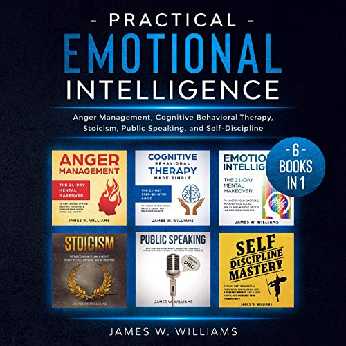 Practical Emotional Intelligence: 6 Books in 1 cover art