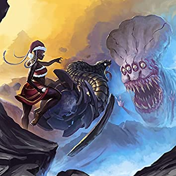 Sinful Santa Fights Some Monsters