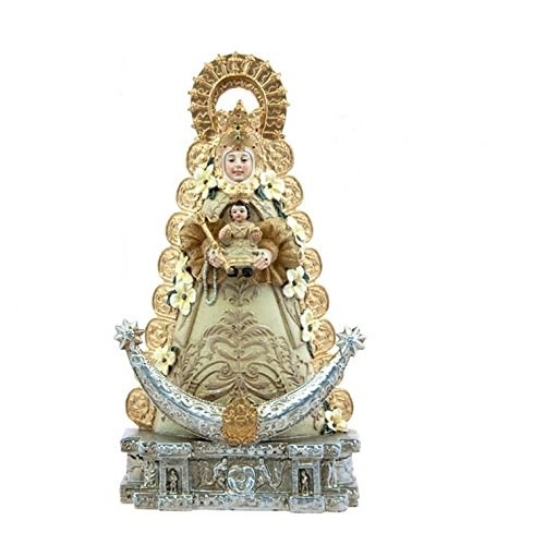 REGALOS LLUNA Virgen del Rocio (25 cm)