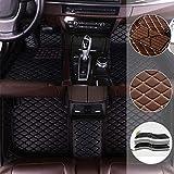 para Mercedes Benz Clase S W220 W221 Alfombrillas De Coche Personalizadas Alfombras De Cuero Impermeables Alfombras De Pie Alfombrillas Delanteras Traseras Alfombras De Coche