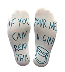 🍸 PERFECT GIFT - For Mums/Wives/Aunties/Dads/Uncles/Husbands 🍸 GIN LOVERS - Ideal Present For Those People In Your Life Who Drink Too Much Gin! 🍸 TURQUOISE PHRASING GRIP - Made With Luxury Cotton With Non Slip Turquoise Phrasing 🍸 DIFFERENT & UNIQUE ...