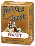 Leone Pastiglie Fernet Elixir de larga duración - 1 x 30 gramos