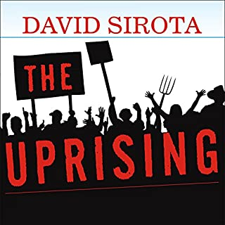 The Uprising audiobook cover art