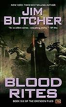Blood Rites: Book Six of the Dresden Files [DRESDEN FILES BK06 BLOOD R] [Mass Market Paperback]