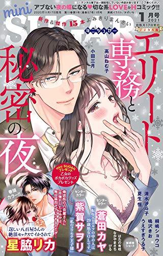 miniSUGAR (ミニシュガー) vol.72(2021年1月号)/合冊版 (恋愛宣言)