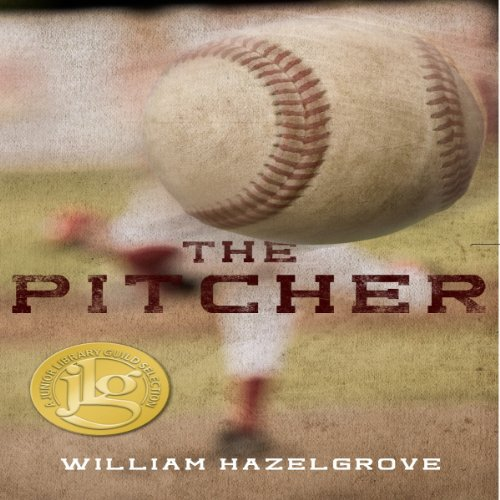 The Pitcher audiobook cover art