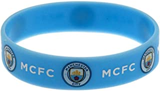 Manchester City FC Official Silicone Wristband