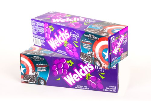Welch's Grape Soda 24 x 355ml