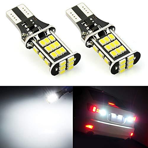 JDM ASTAR High Performance Super Bright Error Free 921 912 3020 Chipsets White LED Bulbs For Backup Reverse Lights