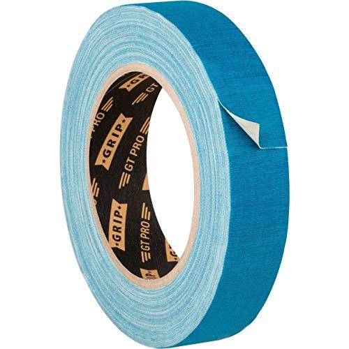 GRIP Eventbasics GT PRO Gewebeband blau, 25 mm x 25 m, Gaffa Tape matt, ablösbar